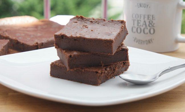 Gâteau chocolat mascarpone de Lignac