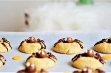 cookies araignée effrayante recette halloween