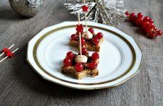 Canapés de foie gras recette apéritive pour Noël