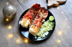 Aux fourneaux blog de cuisine recettes de cuisine - Queues de langoustes grillees au four ...