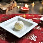 truffes au chocolat blanc noix de coco