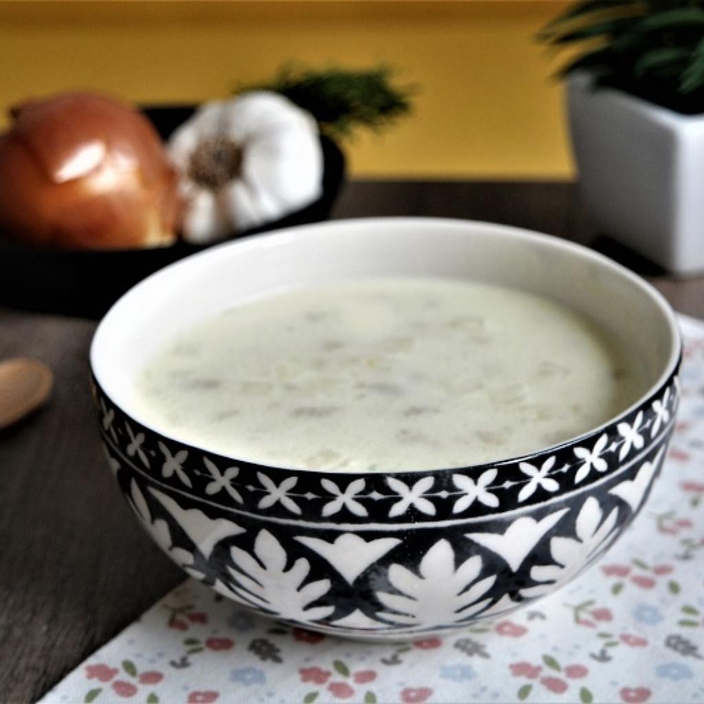 recette soupe de panais pommes
