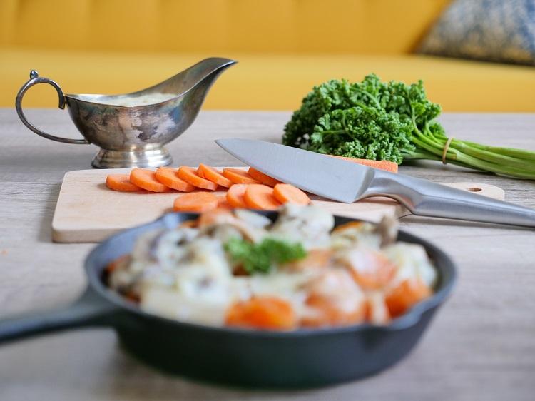 blanquette de veau vrai recette traditionnelle