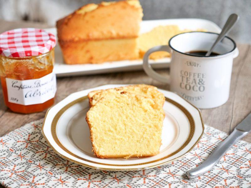 Gâteau de santé alsacien Gesundheitskuchen