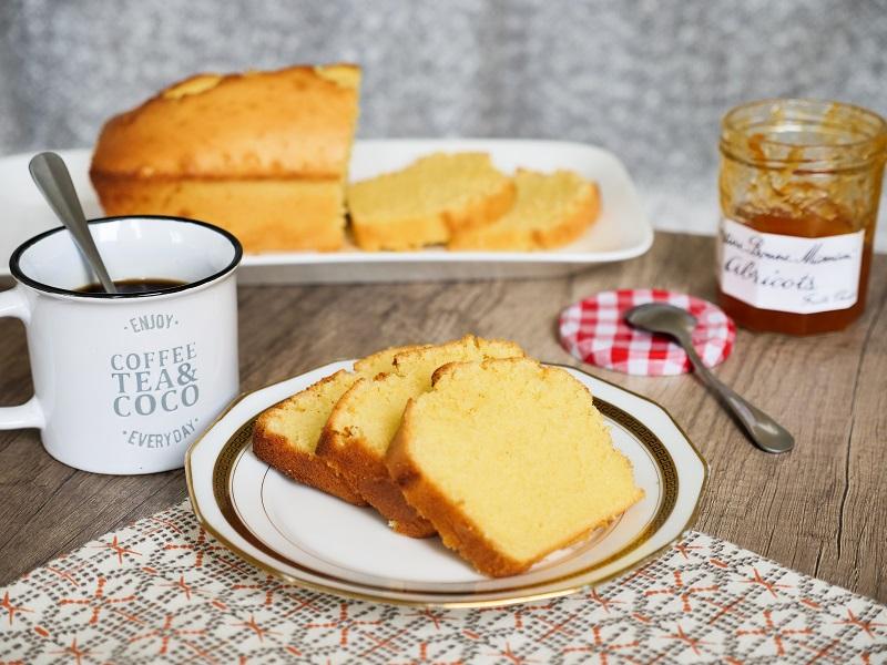 Gâteau de sante alsacien Gesundheitskuchen