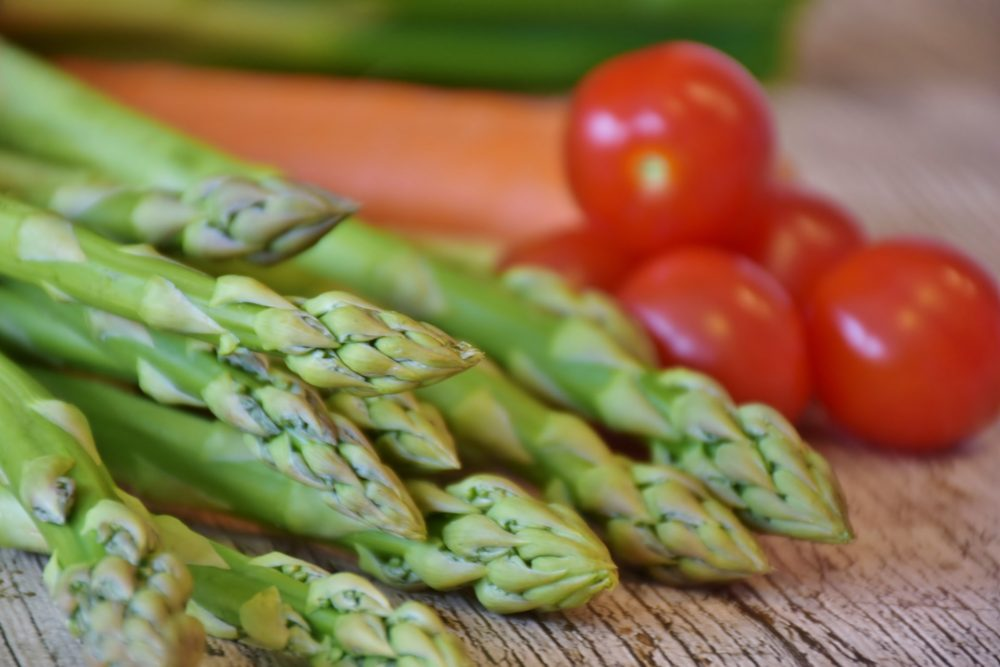 cuisson des asperges comment les cuire et les preparer