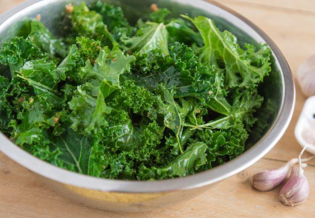 Chou kale comment bien le cuisiner ?