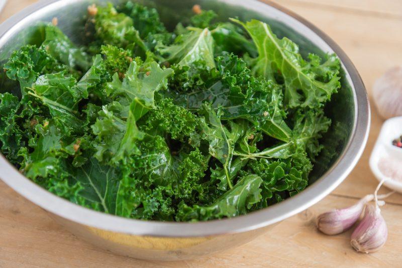 Chou kale comment bien le cuisiner