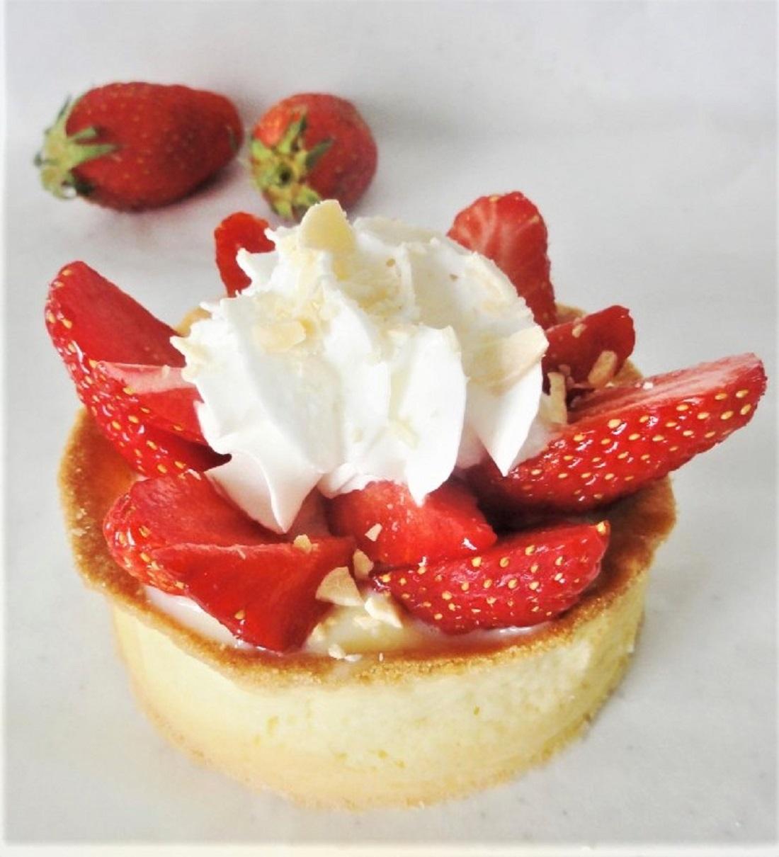 que faire avec des fraises recette