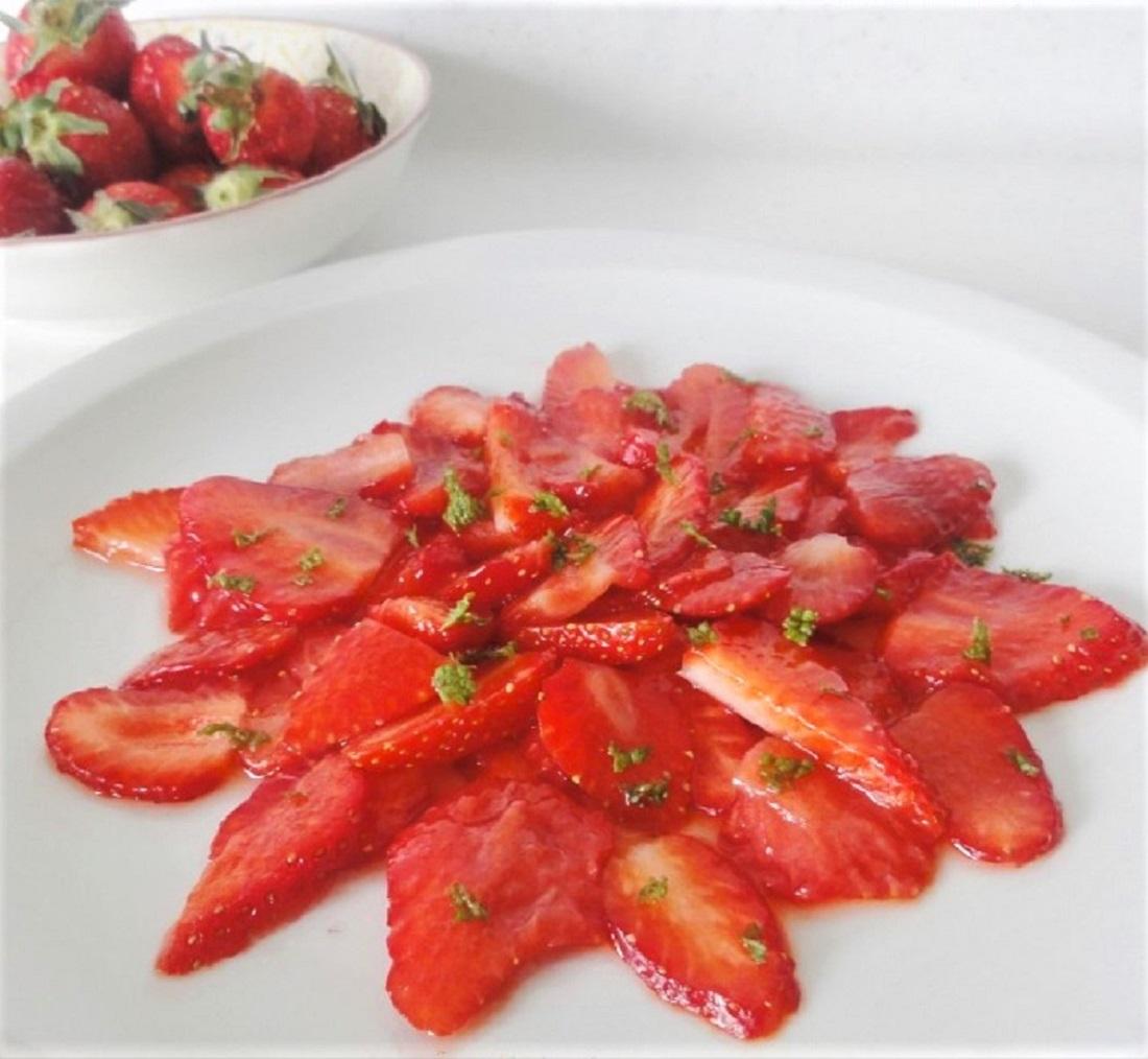 que faire avec des fraises