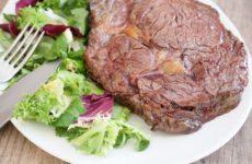 comment réussir la cuisson d'une côte de bœuf