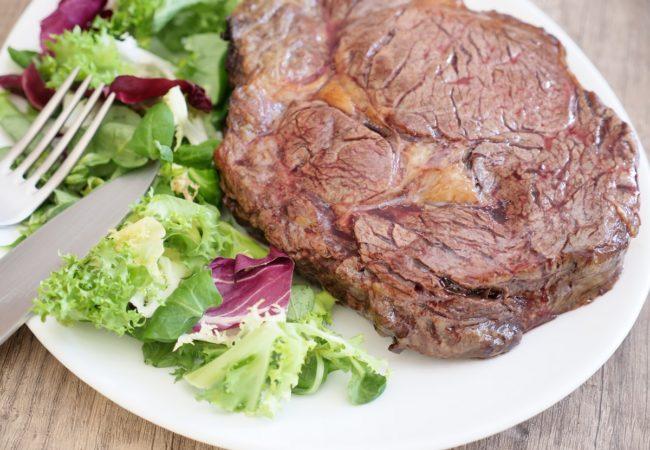 Comment réussir la cuisson d'une côte de bœuf ?
