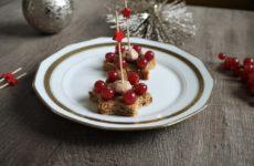10 idées recettes pour un apéro de Noël express