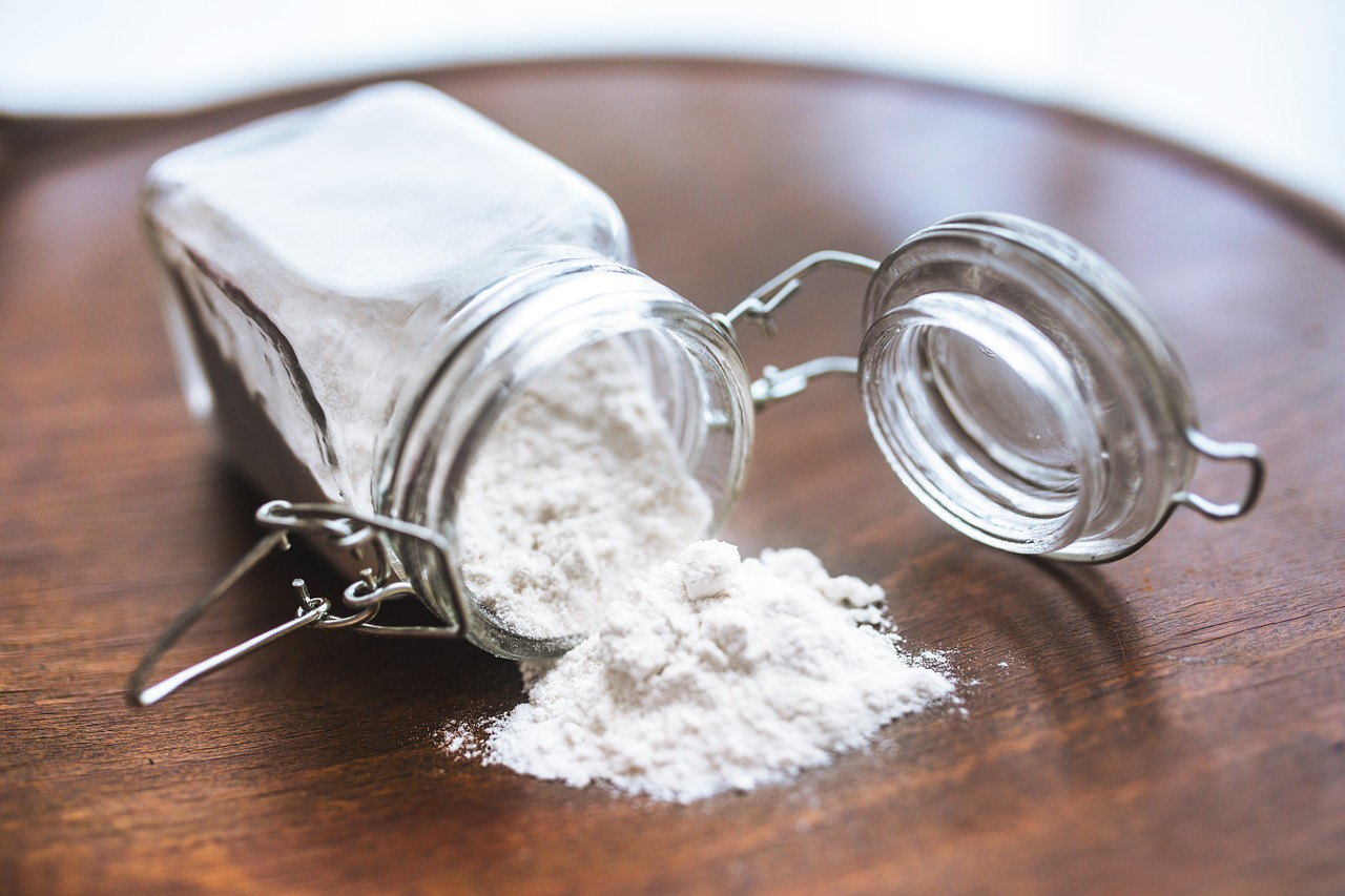ingrédient pour remplacer la farine dans recettes