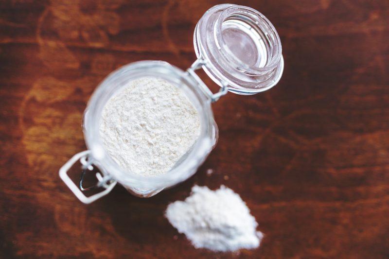 ingrédients pour remplacer la farine dans vos recettes