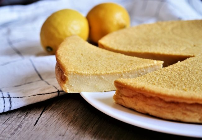 Meilleur flan au citron | facile et rapide