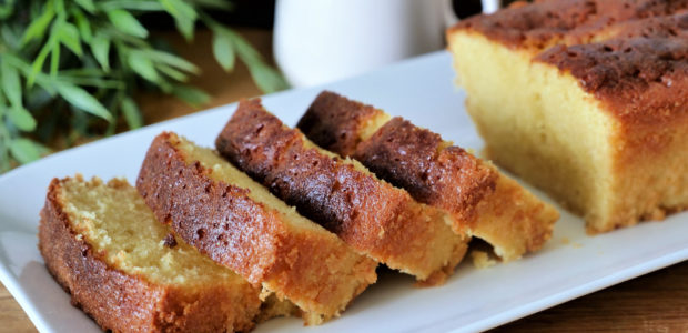 Le vrai cake breton traditionnel