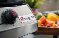 Plancha à gaz Somagic cuisiner sainement