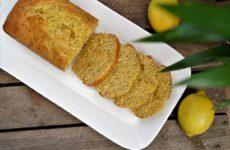 cake inratable citron pavot