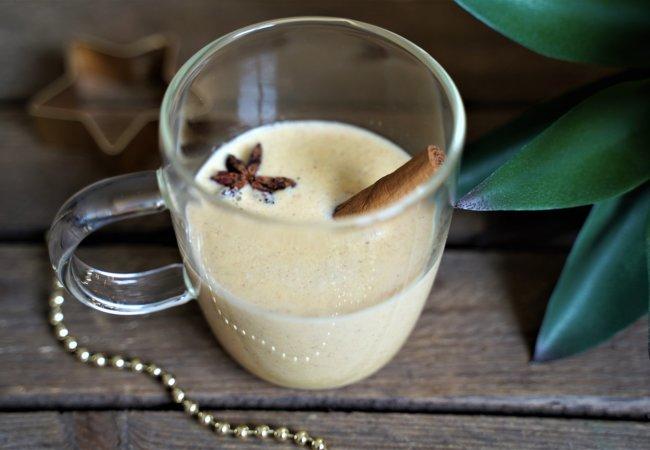 Recette du lait de poule traditionnel