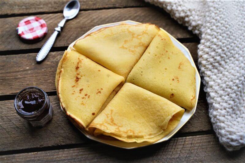 Pâte à crêpes de Paul Bocuse