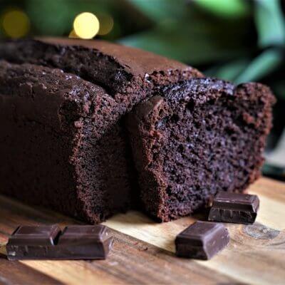 Cake hyper moelleux et fondant au chocolat