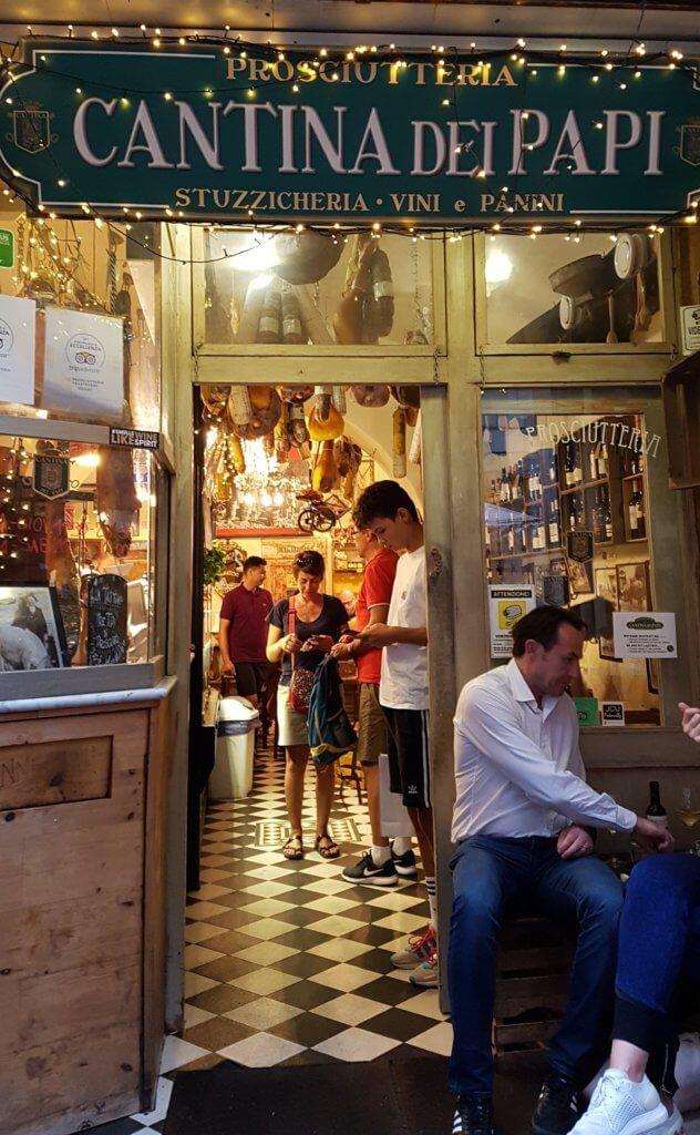 ou manger dans le quartier de Trastevere a Rome