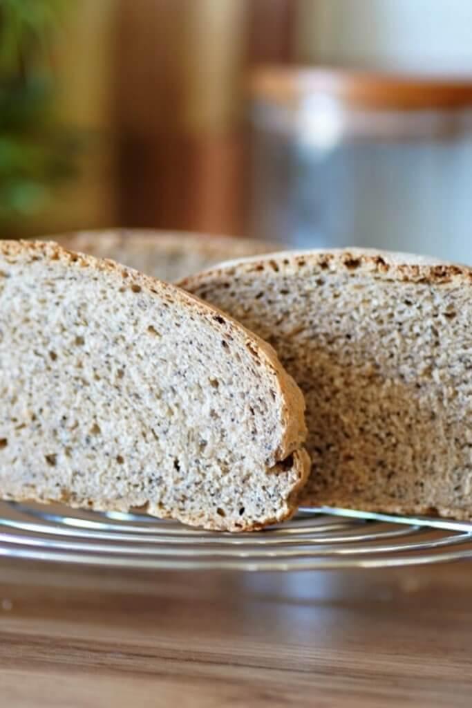 recette pain maison inratable au four