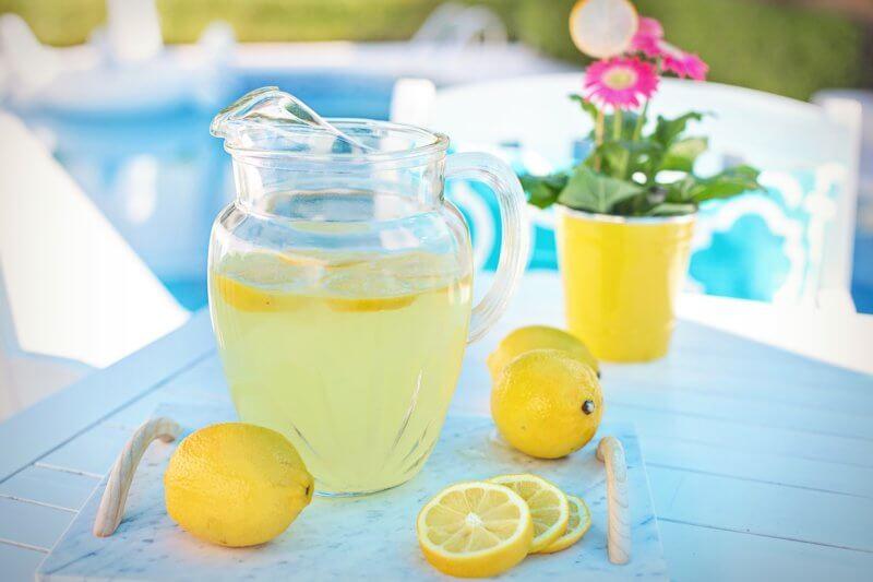 recettes inratables à faire avec des citrons
