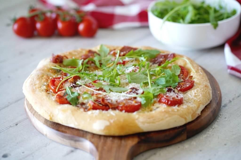 Recette Pizza bianca comme en italie