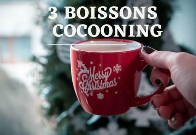 3 recettes de boissons chaudes pour se réchauffer