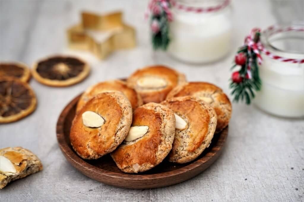 biscuits de noel aux amande