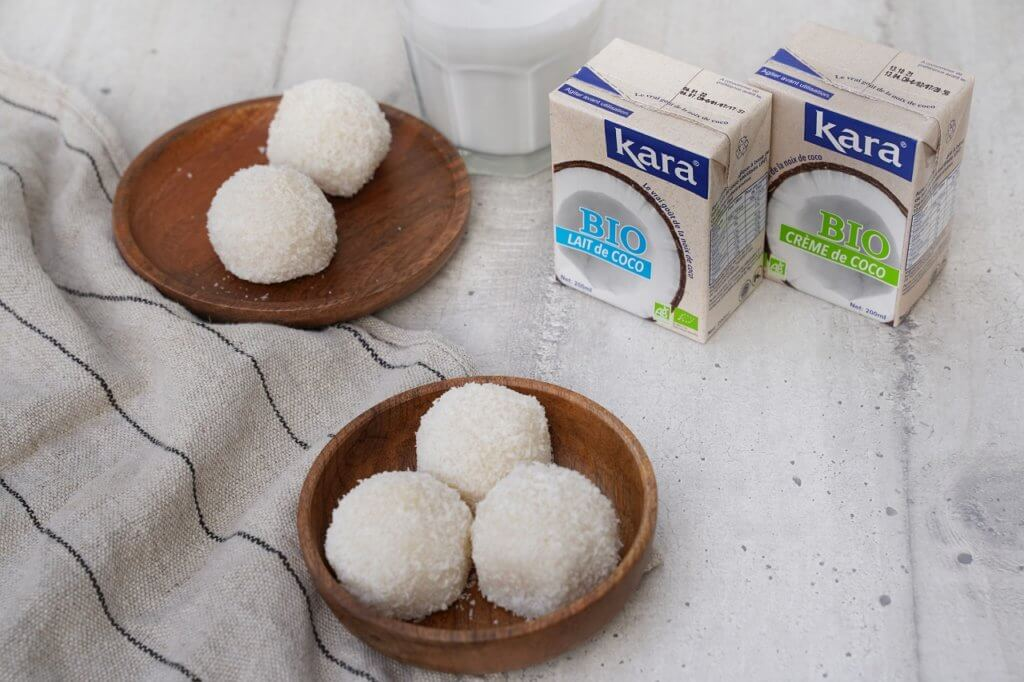 Perle de coco – La vraie recette