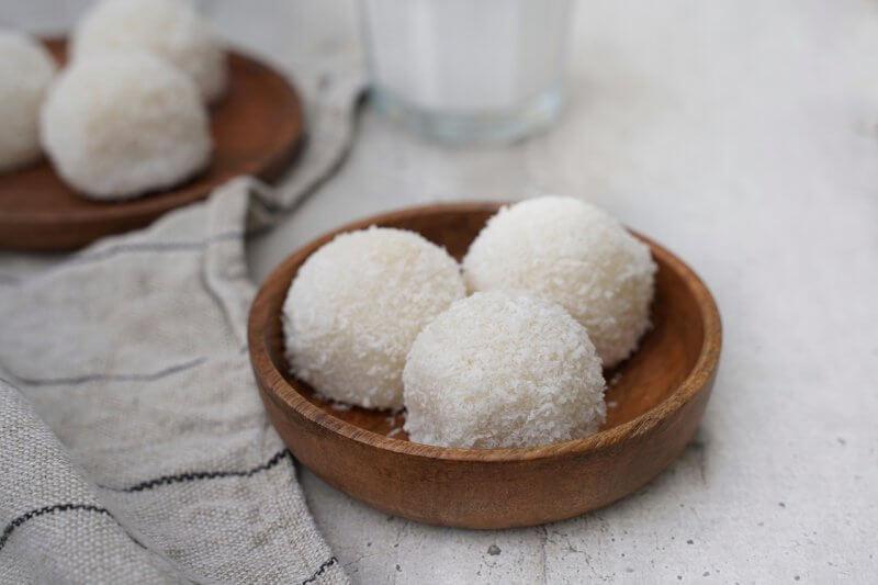 Perles de coco – La vraie recette