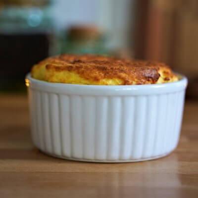 Soufflé individuel au fromage : la recette inratable