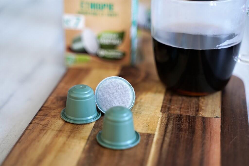 Cafés Legal : capsule végétale