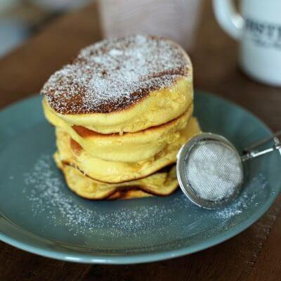 Comment faire des pancakes soufflés japonais
